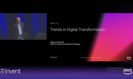 AWS: Trends in Digital Transformation