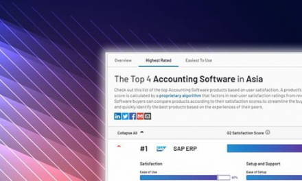 The Top 4 Accounting Software in Asia