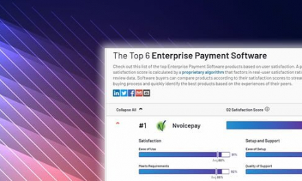 The Top 6 Enterprise Payment Software