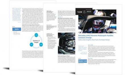 Success Story: Mercedes AMG Petronas Motorsport