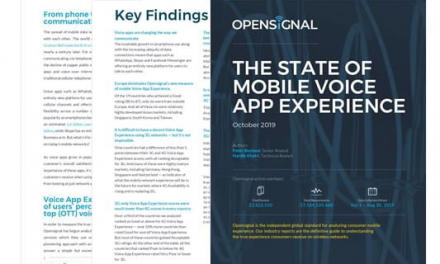 State of mobile voice app experience