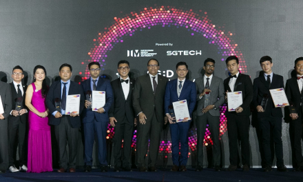 Trailblazers in innovation and digital readiness in Singapore recognized