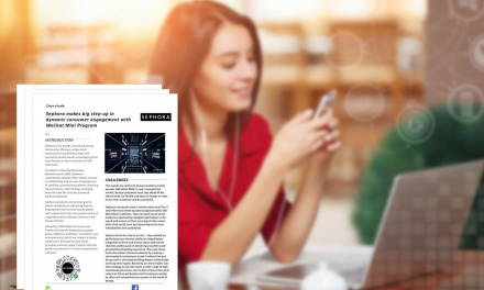 Sephora steps up dynamic consumer engagement with WeChat Mini Program