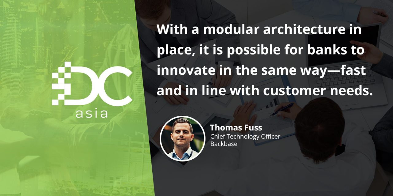 Why a modular architecture will be the key to banks' DX success