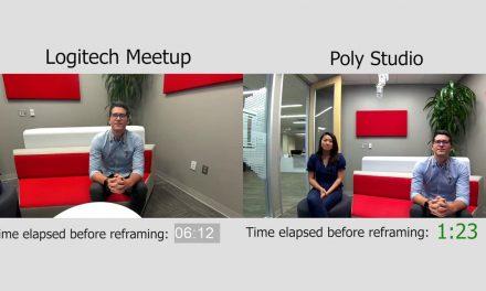 Polycom Studio vs Logitech MeetUp