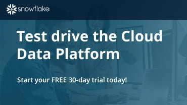 Test drive the Cloud Data Platform