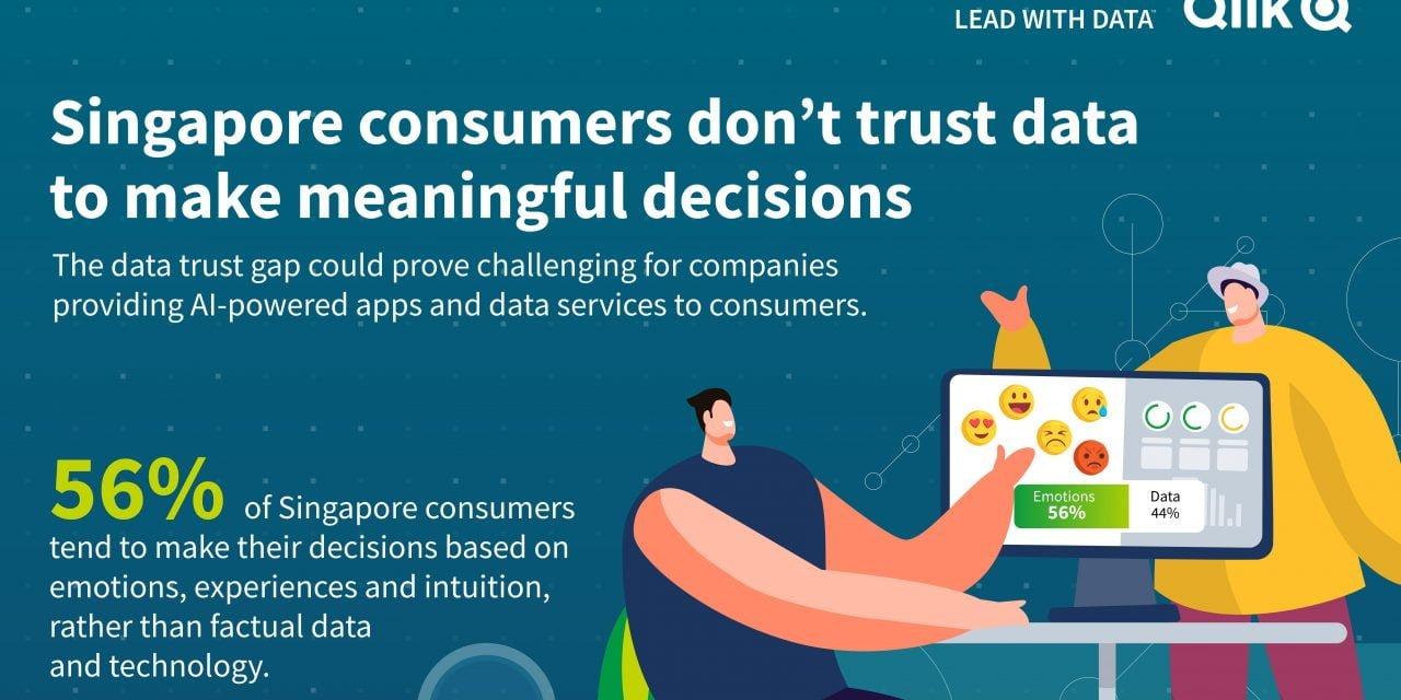 Singapore consumers don't trust data