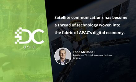 Satellite communications as the fabric of the Asia Pacific economy