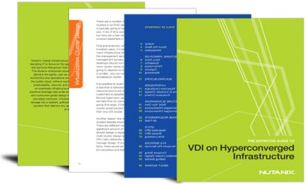 The definitive guide to VDI on hyperconverged infrastructure