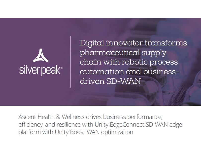 Ascent Health & Wellness drives business performance with optimized SD-WAN edge platform