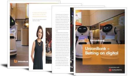 UnionBank – betting on digital