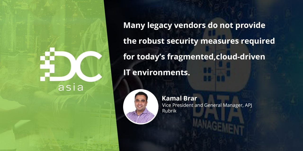 5 signs you have outgrown your legacy data management system