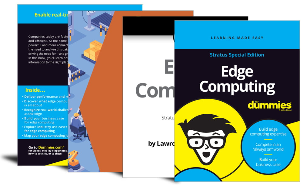 Edge Computing for Dummies