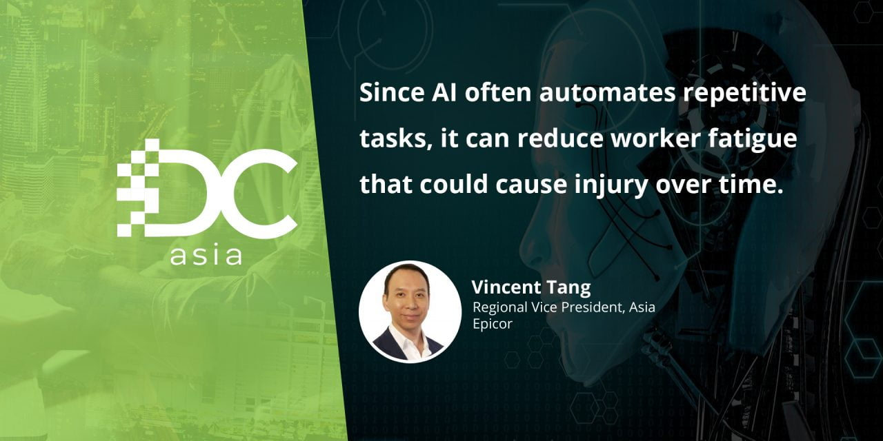 Four benefits of using AI in manufacturing technology