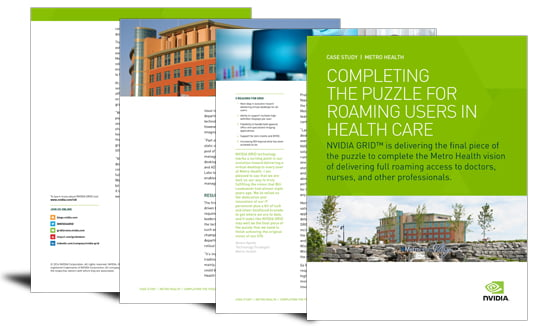 Completing the puzzle for roaming users in healthcare
