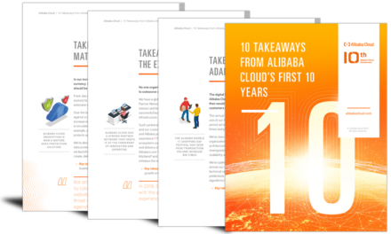 10 takeaways from Alibaba Cloud's first 10 years