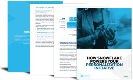 Strategies, guides and tips for data management and cloud transformation