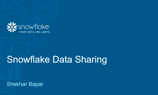 Webinar: Pain points of sharing data need not even exist!