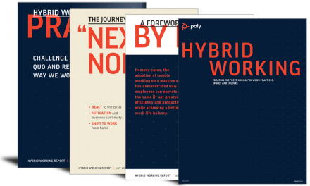 "Hybrid working: creating the ""next normal"" in work practices, spaces and cultures"