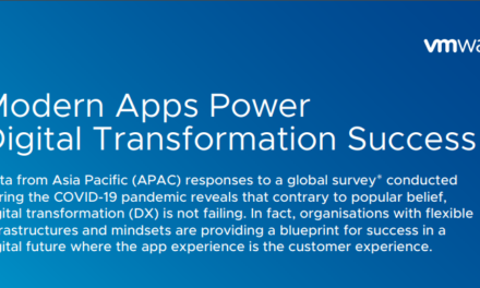 Modern apps power digital transformation success