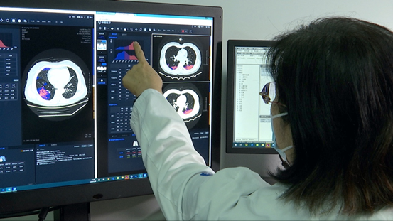 AI to facilitate fast diagnosis of COVID-19 pneumonia in Japan