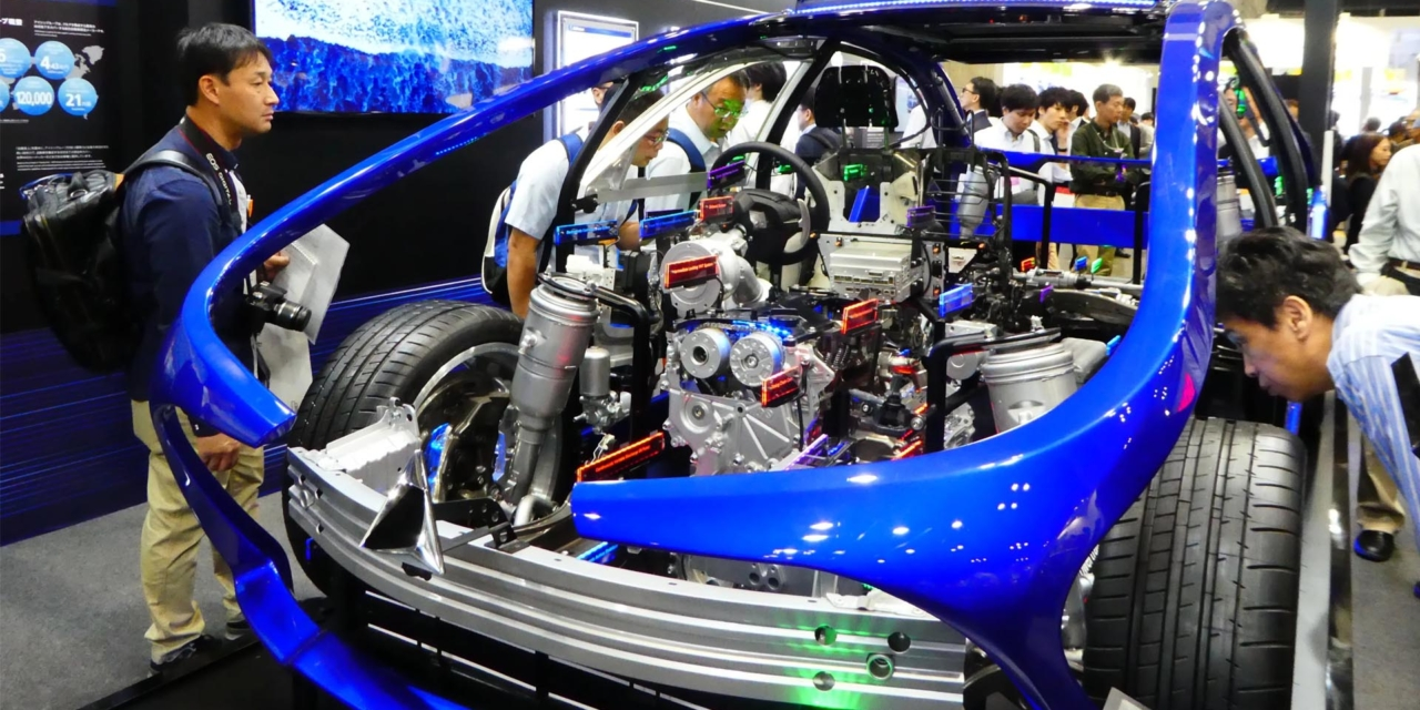 65-year-old Japanese auto parts maker finally moves to the Cloud
