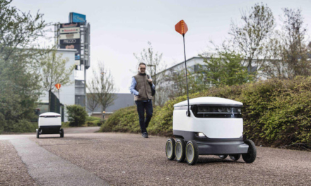 New trial to test delivery robots running on 5G SA connectivity in Singapore