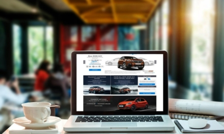 Buying an Aston Martin the e-commerce way in the UK