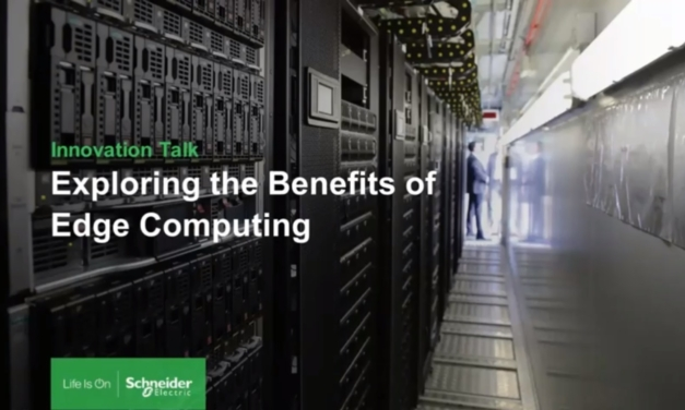 Innovation Talk: Exploring the Benefits of Edge Computing