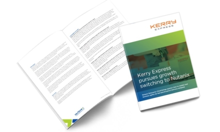 Kerry Express pursues growth by switching to Nutanix