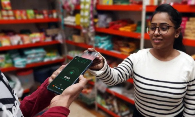 Merchant-commerce platform joins in India's push for e-commerce