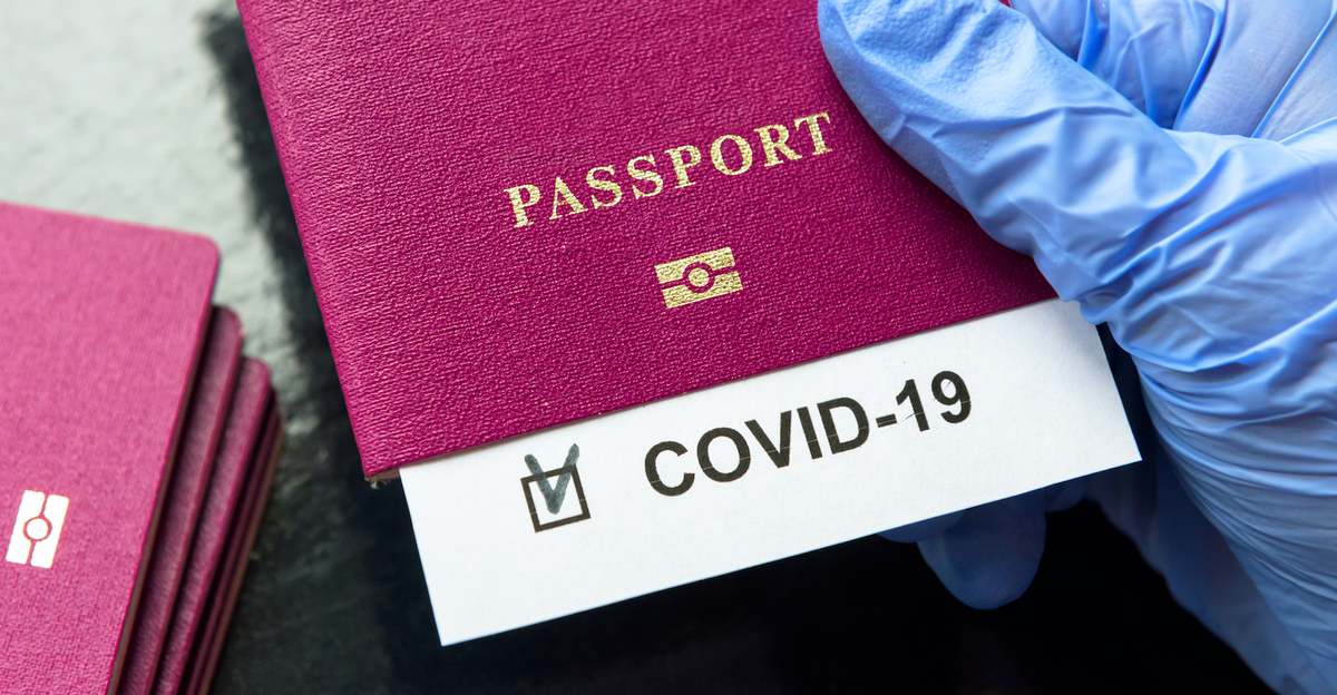 Approach with caution: resuming neo-normal business operations on vaccine passports