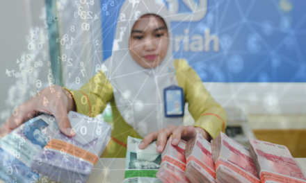 Sharia bank in Indonesia digitalizes to deliver microservices 10 times faster