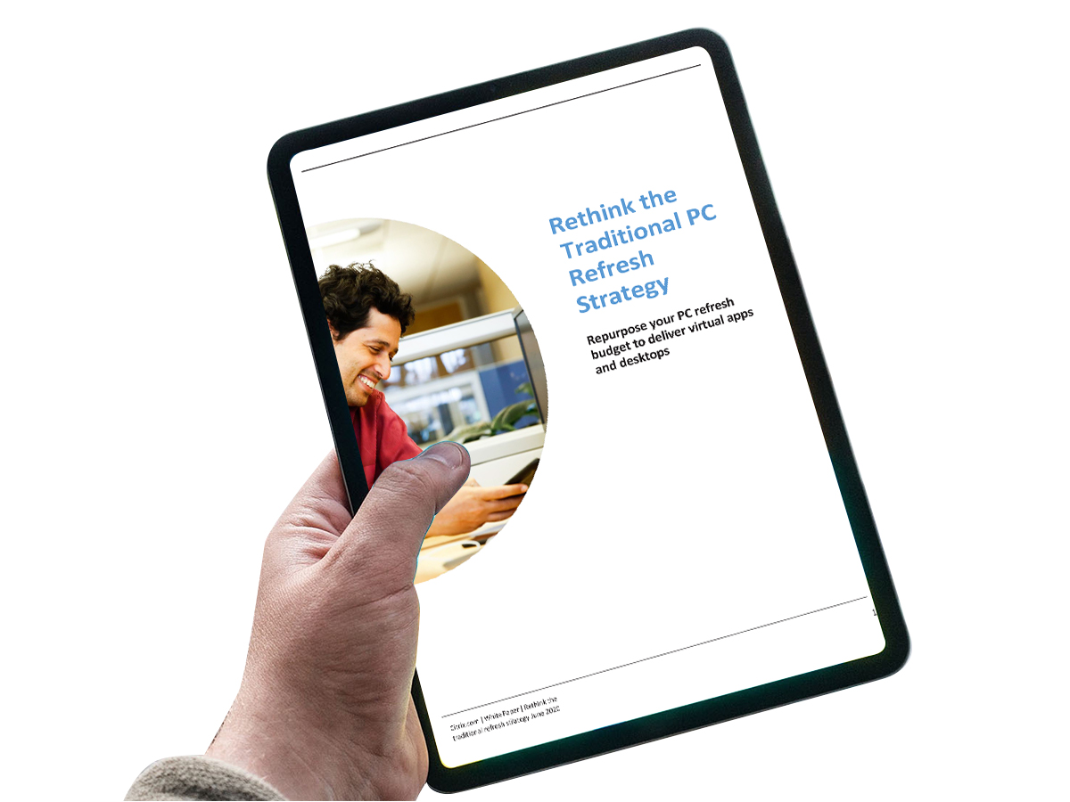 Whitepaper:Cost-effective PC refresh strategy
