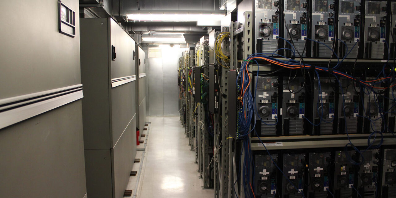 Major data center vendor in China expands capabilities with American tech