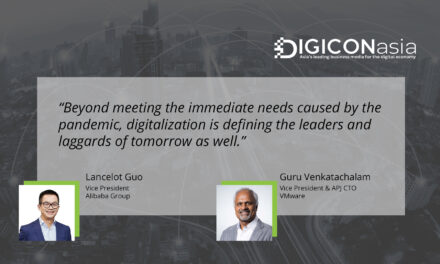 Digitalization decides your path in a K-shaped recovery curve