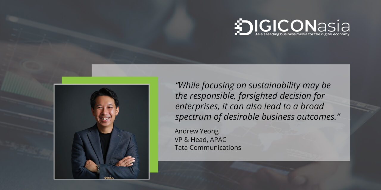 How sustainability can be an integral element of digital transformation