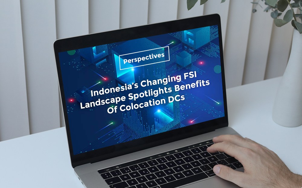 Indonesia's changing FSI landscape spotlights benefits of colocation DCs