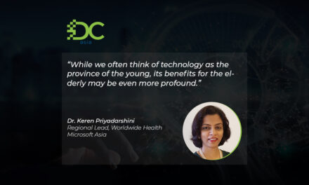 How data and AI are helping healthcare organizations support Asia's silver population